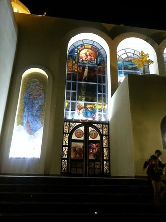 The Heavenly Cathedral : Stained Glass windows