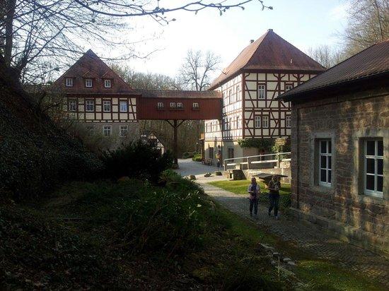 Waldgasthof Wildbad: Buiten