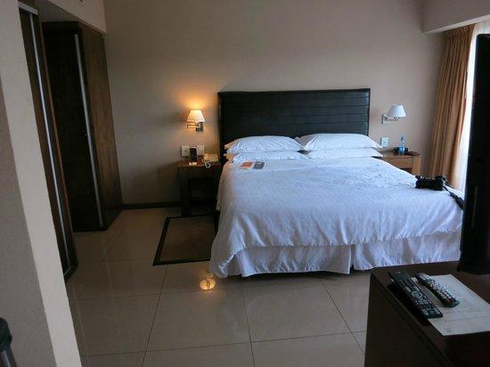 Sheraton Iguazu Resort & Spa : Comfy beds