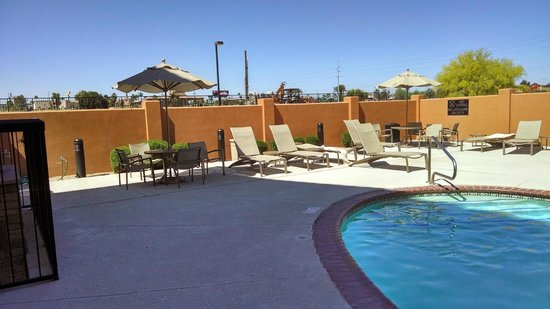 Homewood Suites Yuma: relax and enjoy march