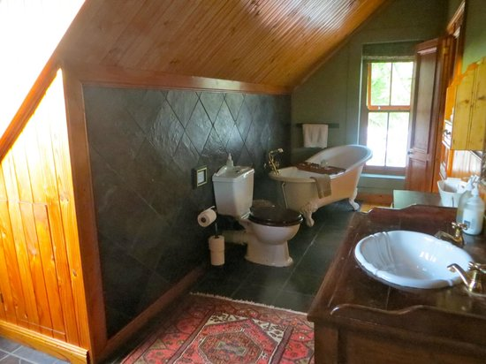 De Oude Pastorie Guesthouse: Spacious Bathroom