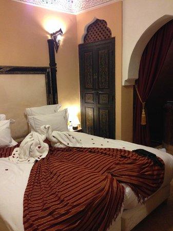 Riad de la Belle Epoque : Our room!