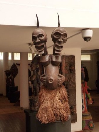Cultural Heritage Centre : art on display
