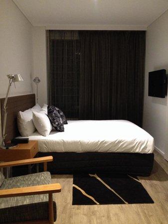 Ovolo Laneways: Bedroom -1 bedroom unit