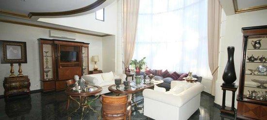 Gardenia Boshor Boutique Guest House: Sala principal