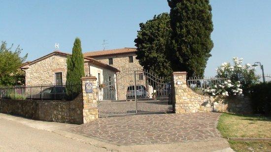 La Rocca Del Maestrino: la rocca