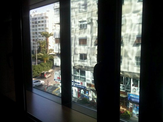 Movenpick Hotel Izmir : view from the room