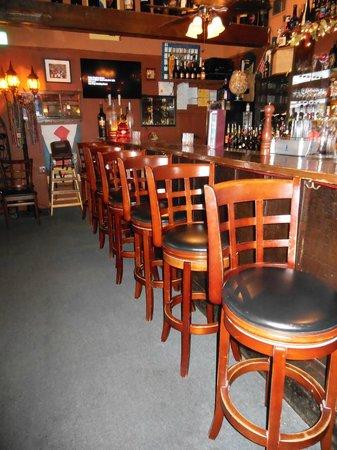 Michael's: le bar bien décoré