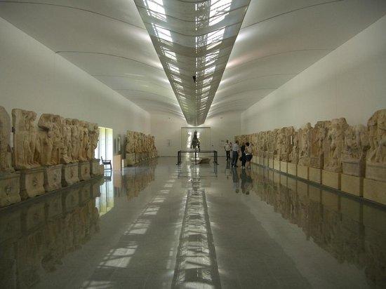 Aphrodisias : The museum