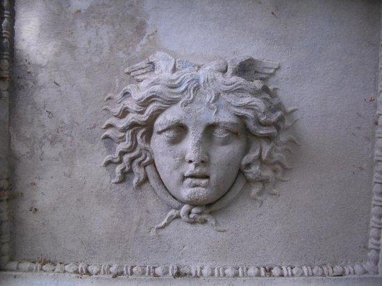 Aphrodisias : Medusa