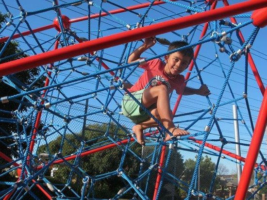BIG4 Mornington Peninsula Holiday Park: Play Area