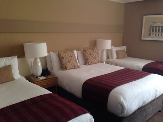 Newpark Hotel: awesome!