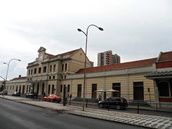 The Railway Museum: Museu Ferroviário