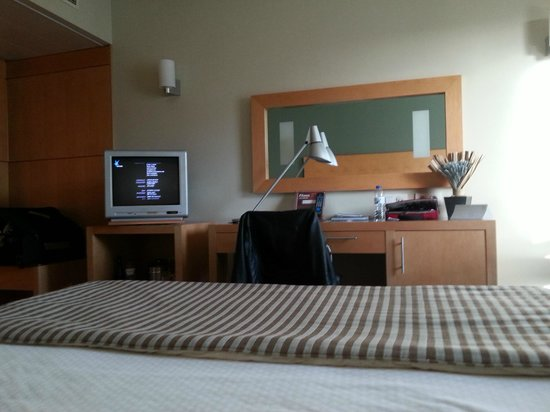 SANA Malhoa Hotel : Petite Chambre
