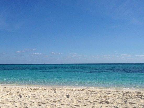 Grand Lucayan, Bahamas: Ocean, simply amazing