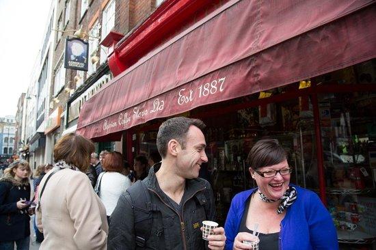 London From Scratch: Ten Tastes of Soho
