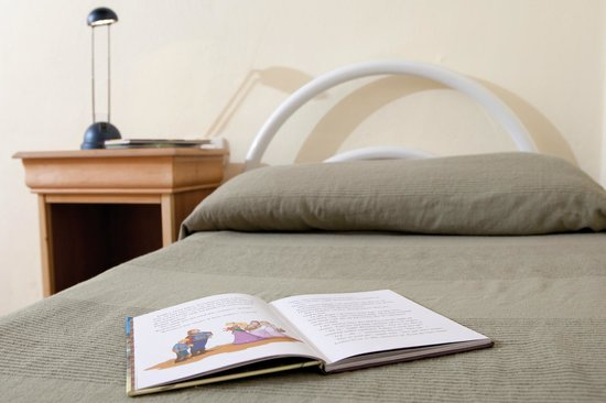 Garda Resort Village: twin room in one of the two bedroom apt