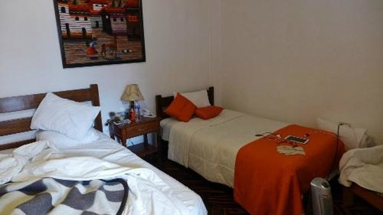 Hotel Puno Terra: Our room