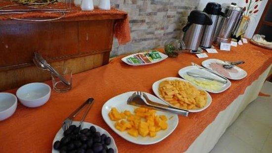 Hotel Puno Terra: Breakfast