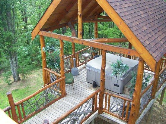 Mountain View Cabins: Fun