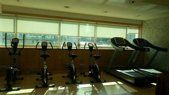 SANA Malhoa Hotel: Espace cardio