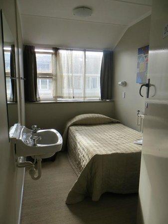 Kiwi International Hotel : chambre