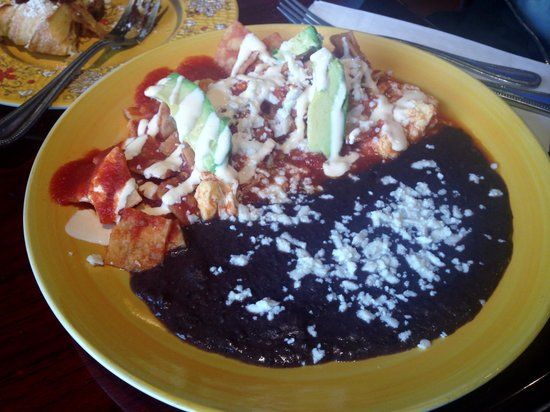 Viva Itacate : Chilaquiles