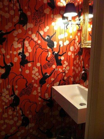 Hotel Beethoven Wien: toilette