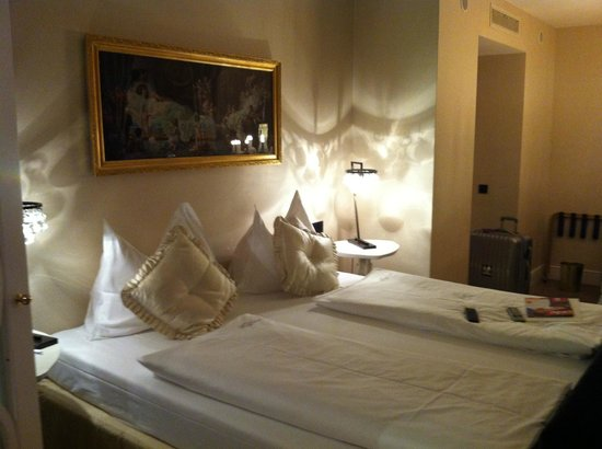 Hotel Beethoven Wien: great room