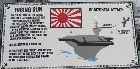 USS LEXINGTON: Amazing