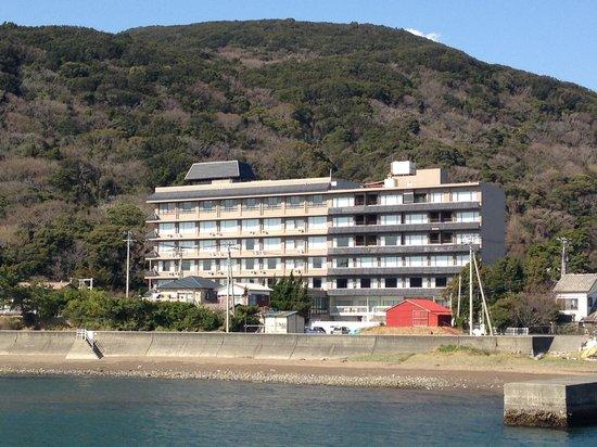 Shimoda Juraku Hotel: 外観