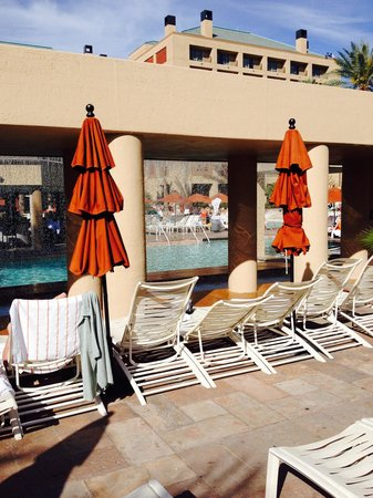 Renaissance Indian Wells Resort & Spa: Take a dip on the trip time.