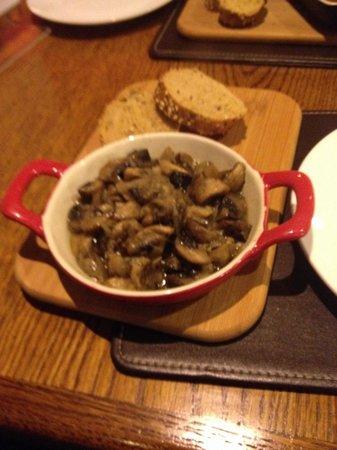 El Rincon: Nice veggie food,