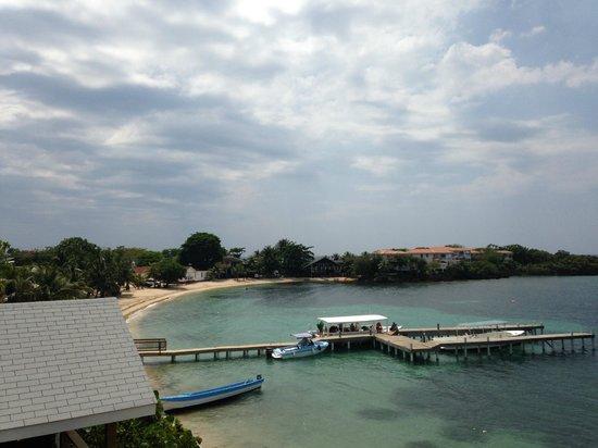 The Beach House : view