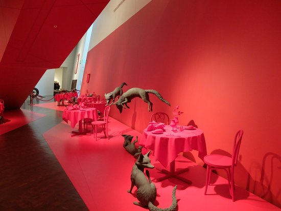 Denver Art Museum : Spectacular sceneries