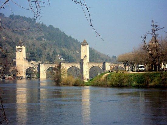 Pont Valentre : Es de una belleza tremenda.