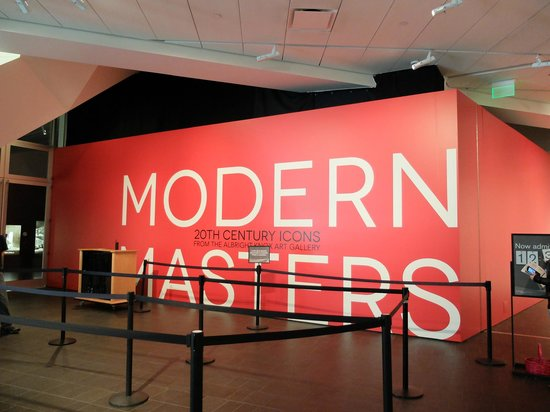 Denver Art Museum : Modern Masters a great exhibition