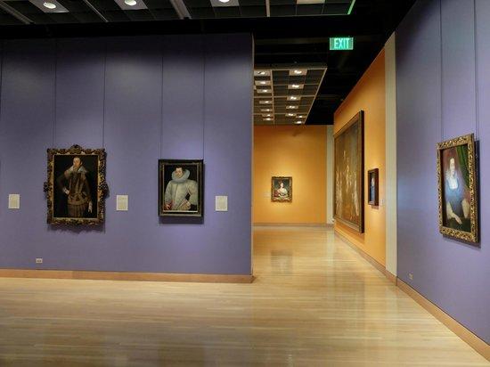 Denver Art Museum: European paintings