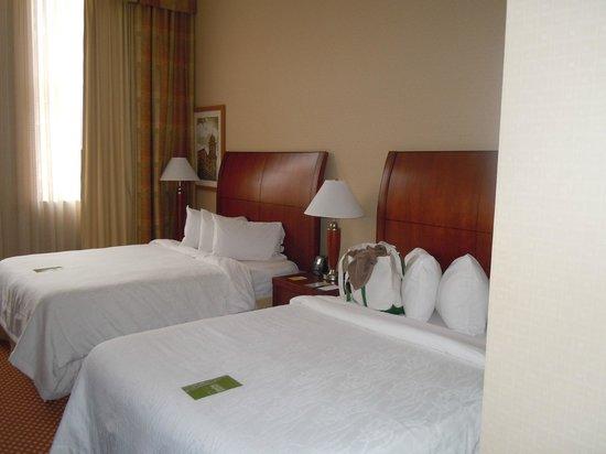 Hilton Richmond Downtown: Room