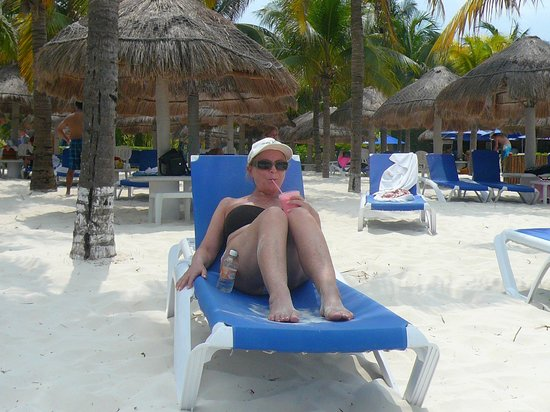 Presidente InterContinental Cancun Resort : Praia
