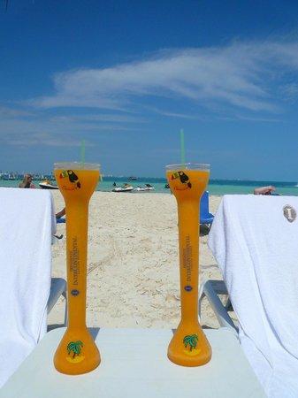 Presidente InterContinental Cancun Resort : Drink