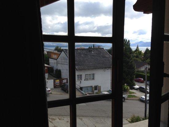 Las Marianas Hotel : Ventana de la habitación