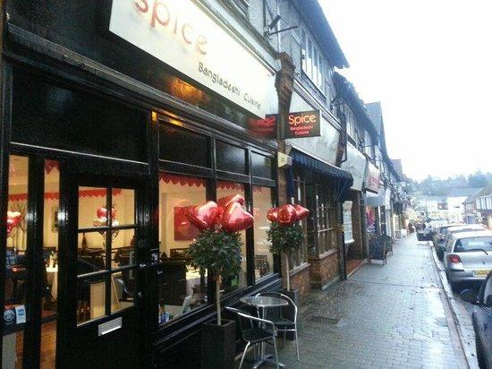 Restaurant Chalfont St Peter Tapas