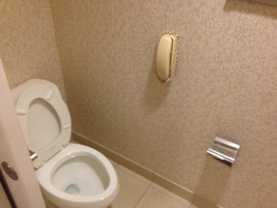 Mohegan Sun: not sure why there is a phone in the bathroom