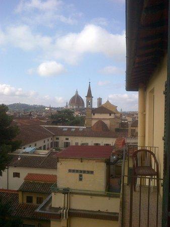 Albergo Hotel Panorama Firenze : vista da favola