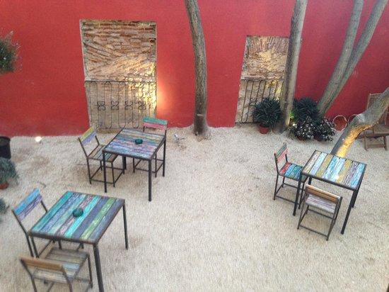 Dear Lisbon Charming House: The famous Patio Area