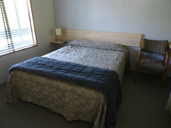 Akaroa Waterfront Motels: Bedroom