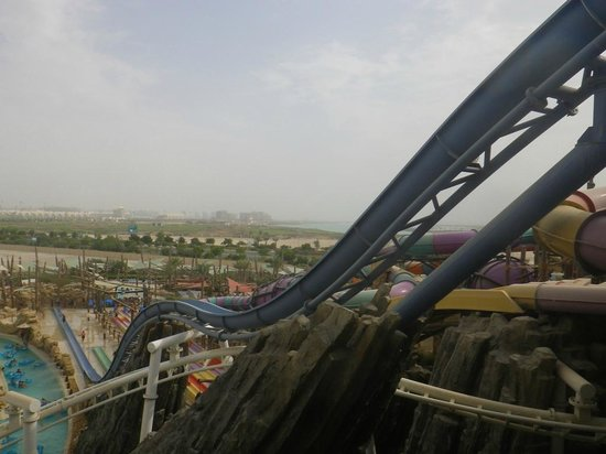 Yas Waterworld Abu Dhabi: Hamlool's Humps