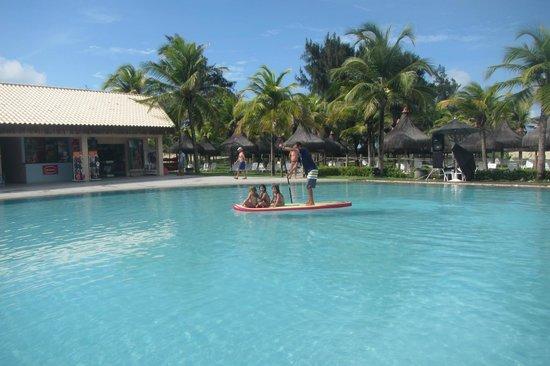 Vila Galé Cumbuco: Recreação na piscina