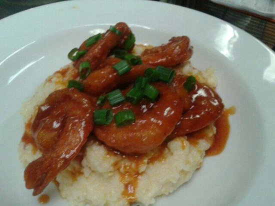 Johnny Harris Restaurant: Shrimp & Grits
